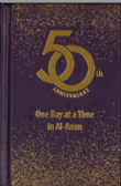 A27 One Day at a Time in Al-Anon - 50th Anniversary edition